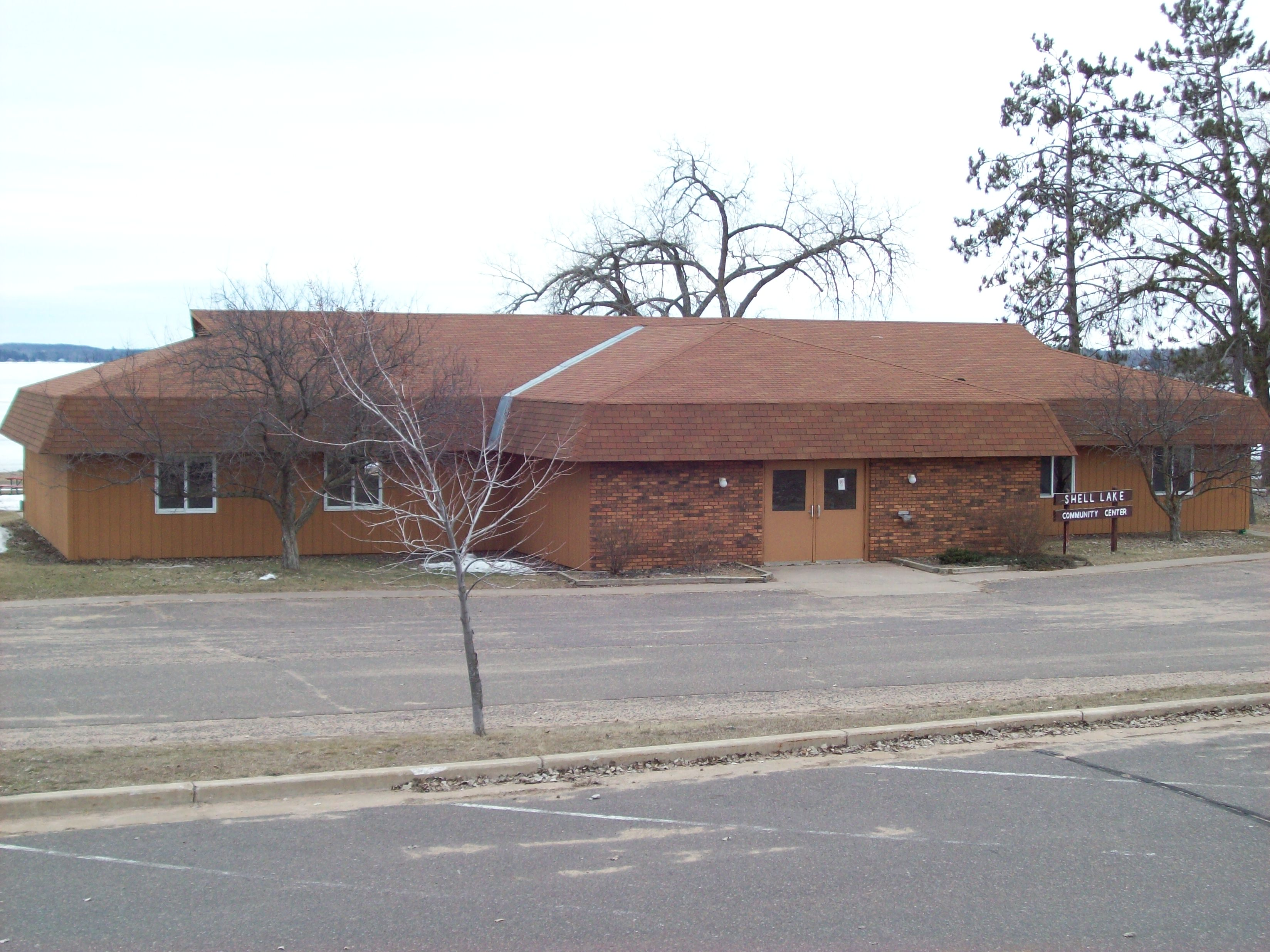 Community Center Information City Of Shell Lake